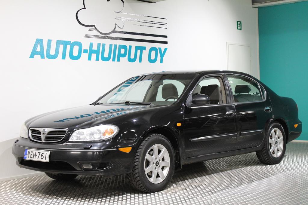 Nissan Maxima, 3.0 V6 QX 200Hv #Käsiraha alk. 0e #Juuri tullut!