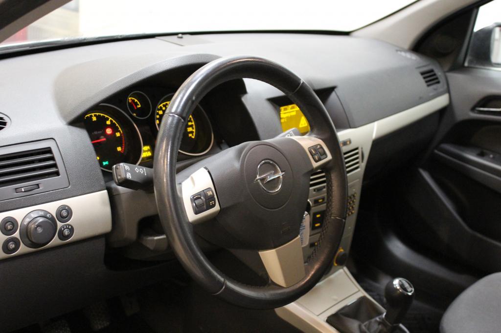 Opel Astra Station Wagon, 1.7CDTI 81kw #Siistikuntoinen #Vakionopeudensäädin #Vetokoukku