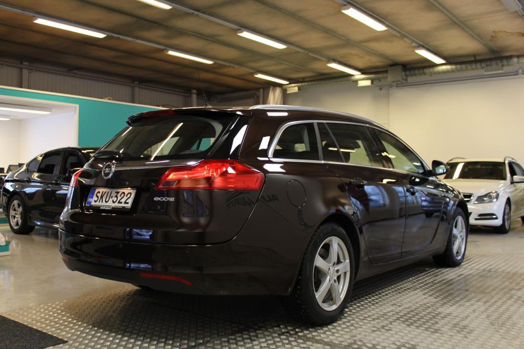 Opel Insignia, 2, 0 CDTI 118kW Sports Tourer #Suomi-auto #Webasto #Xenonit