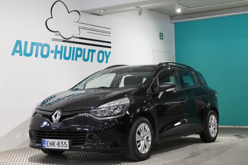 Renault Clio, Sport Tourer 1, 2 Authentique #Siistikuntoinen #Hyvin pidetty #Vakionopeudensäädin