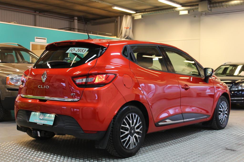 Renault Clio, 1.5dCi #Navigaattori #Vakionopeudensäädin