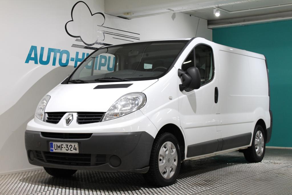 Renault Trafic, 2, 0 dCi 90hv 6MT L1H1 2, 9 t #Webasto! #Asiallinen! Sis. Alv.