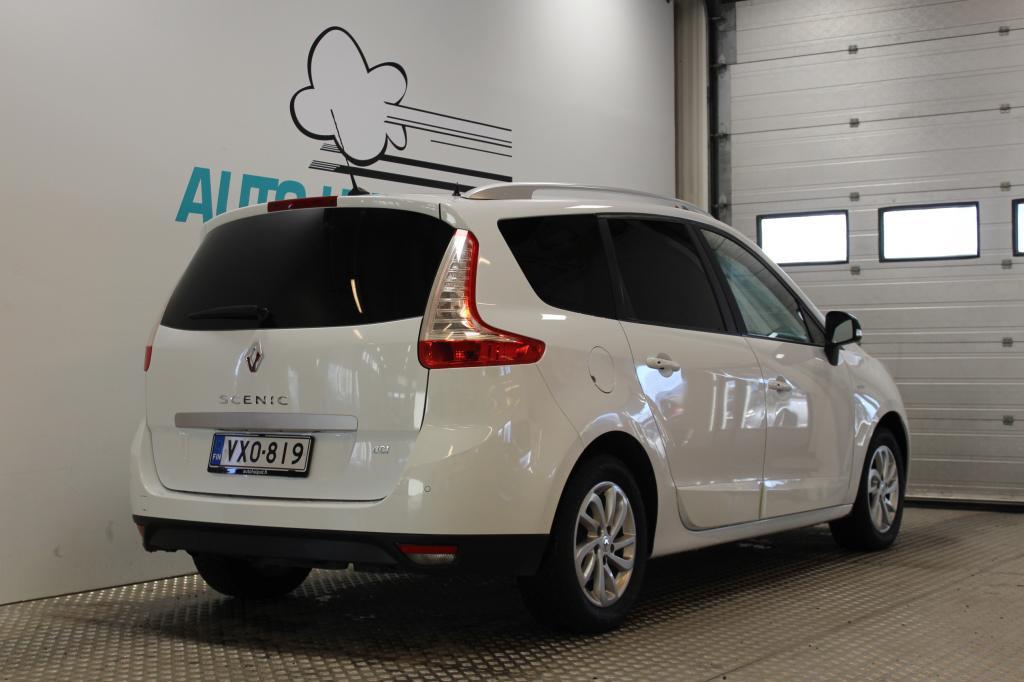 Renault Grand Scenic, 1.5dCi 110 Limited #7-paikkainen #Hyvät varusteet #Vähän ajettu