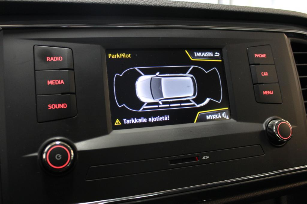 Seat Ateca, 2, 0 TDI 150 4DRIVE Style #1-Omisteinen #Webasto #Led-ajovalot