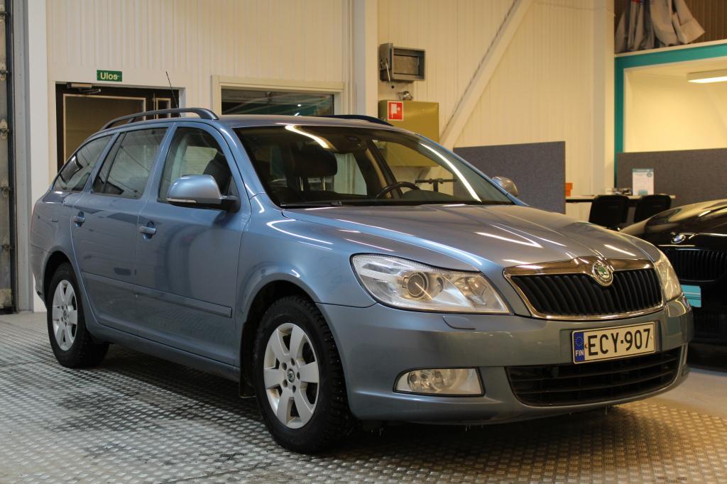 Skoda Octavia, 2, 0 TDI 140hv Elegance #Automaatti #Suomi-Auto #Siisti **Käsiraha alk.0e**