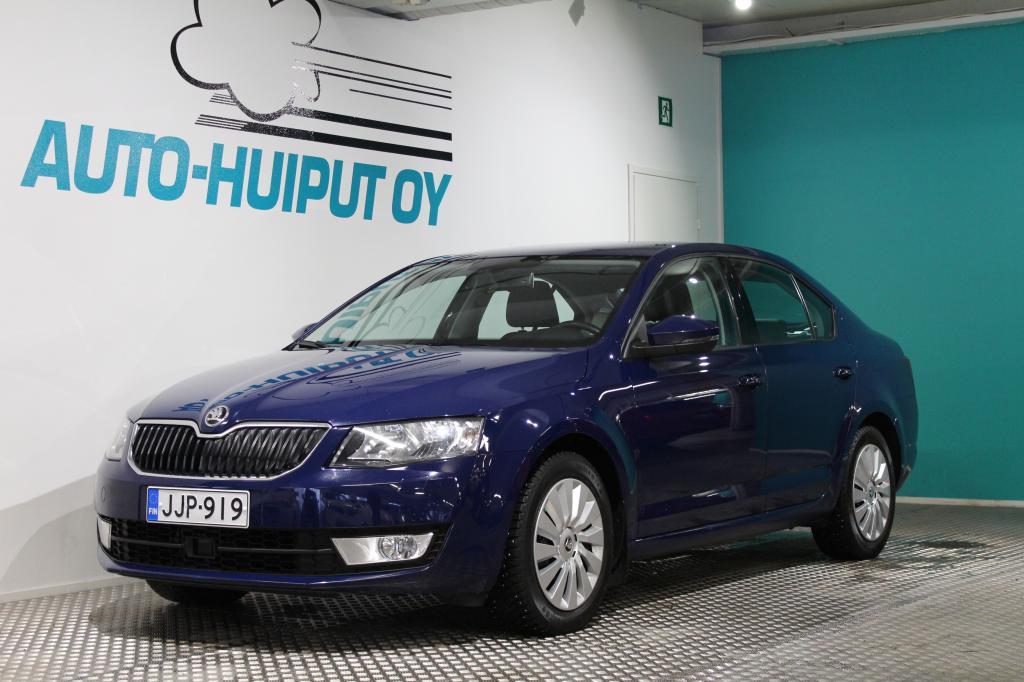 Skoda Octavia, 1, 4 TSI Ambition DSG Autom. #Huippusiisti! #1-omisteinen! #Merkkiliikken huoltokirja!