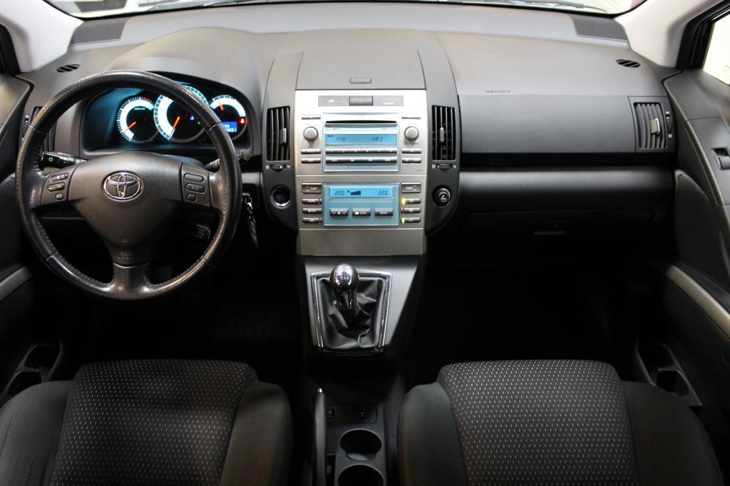 Toyota Corolla Verso, COROLLA VERSO 2.2 136hv #Webasto #Vakkari