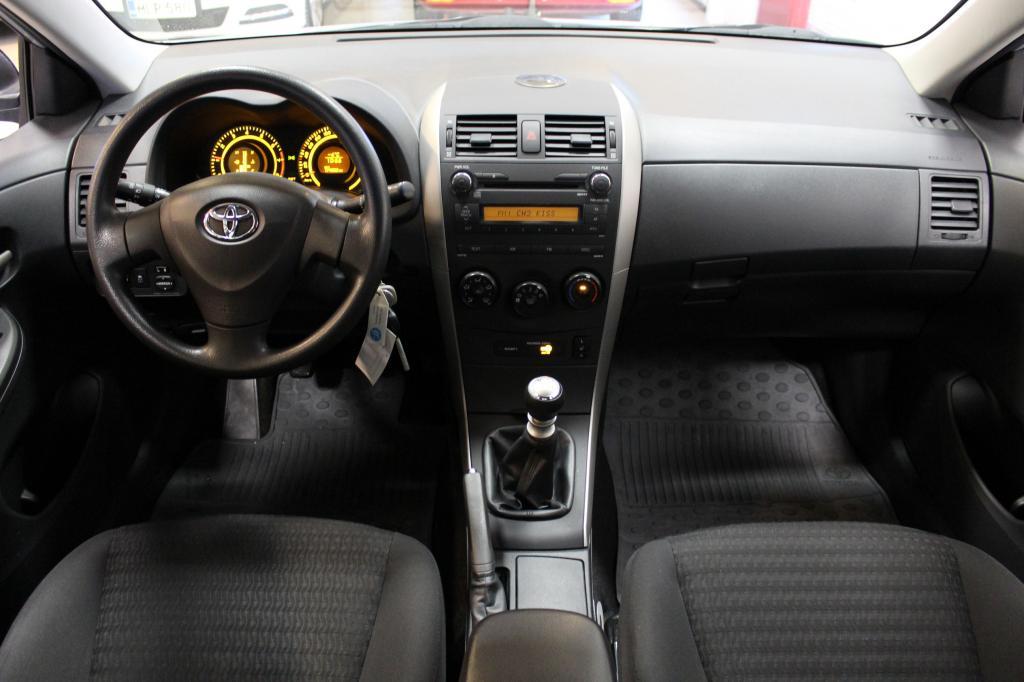 Toyota Corolla, 1, 6 Valvematic #2-omisteinen #Huippusiisti #Merkkiliikkeen huoltohistoria