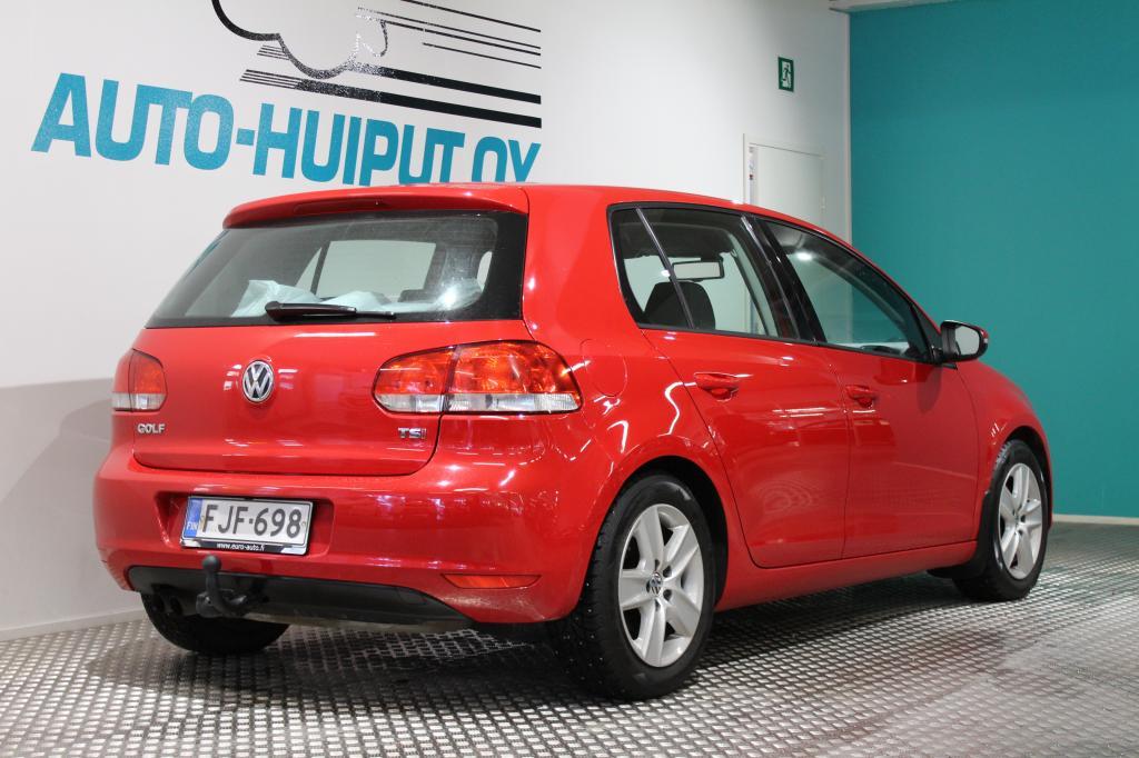 Volkswagen Golf, Comfortline 1, 4 TSI 90 kW,  4-ovinen #Automaatti #Siistikuntoinen #Vakionopeudeudensäädin