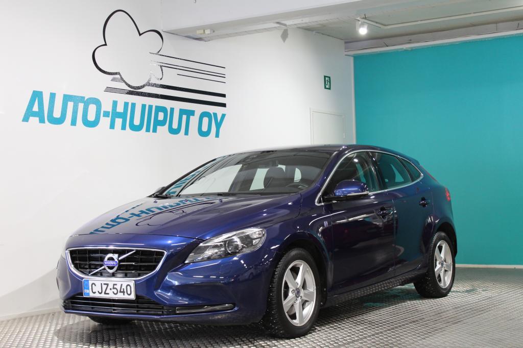 Volvo V40, D2 Ocean Race Business aut #Hieno! #Bluetooth,  #Webasto