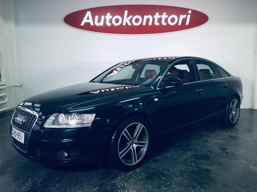Audi A6 3.2 FSI V6 Quattro TipTronic S-Line
