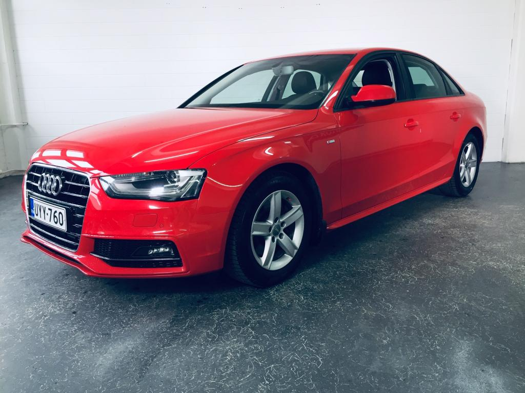 Audi A4 Sedan Business Sport+ 1.8 TFSI 125kW Multitronic S-LINE