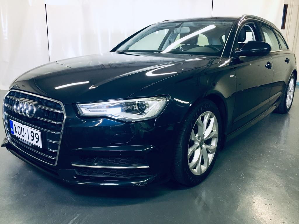 Audi A6 Avant Business 2.0 TDI 140kW Quattro S tronic (MY17)