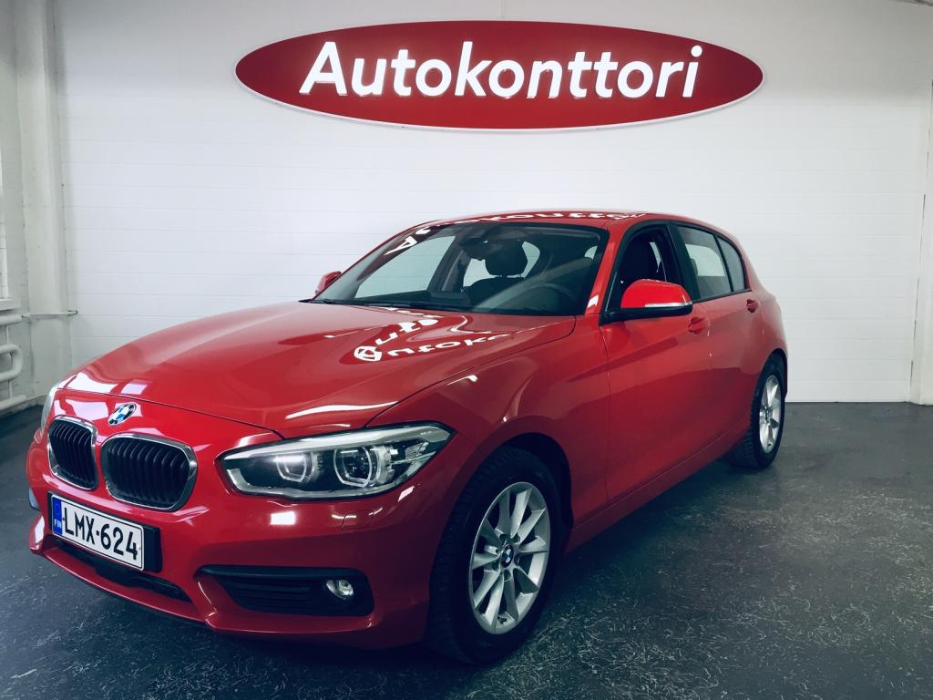 BMW 120 F20 Hatchback 120d A xDrive