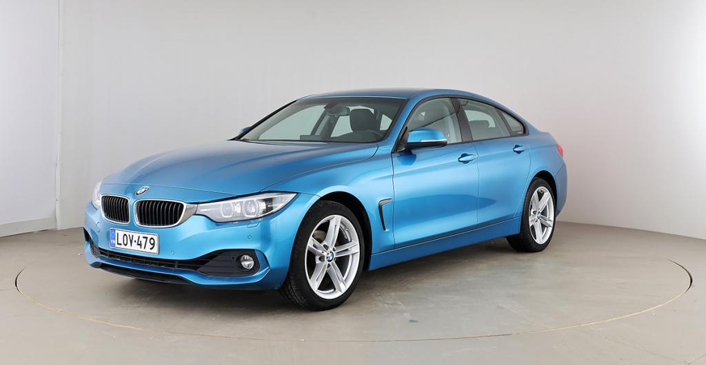 BMW 420 F36 Gran Coupe 420i A xDrive Business Exclusive Edition