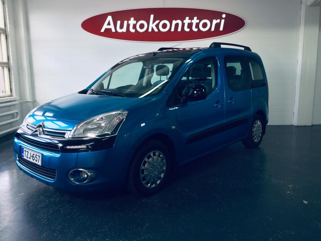 Citroen Berlingo e-HDi 92 Edition Multispace BMP6 Stop and Start