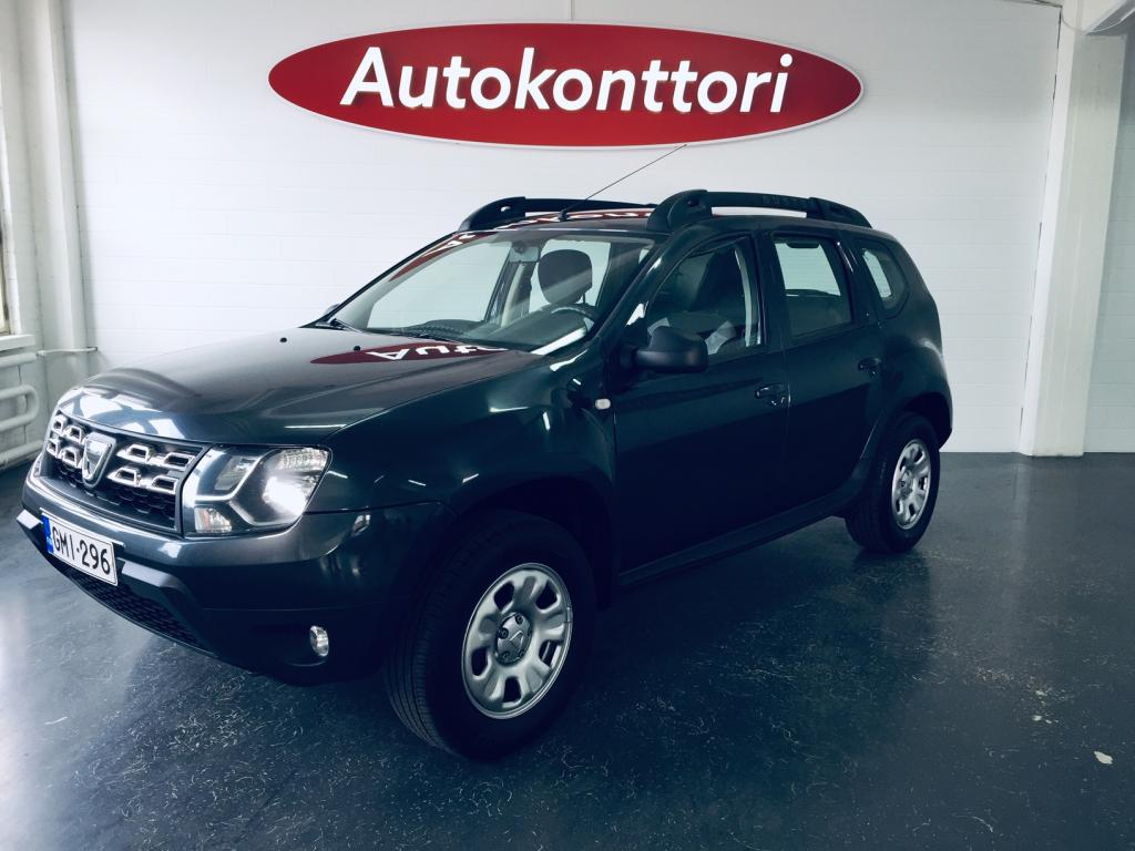 Dacia DUSTER TCe 125 S&S 4x2 Edition