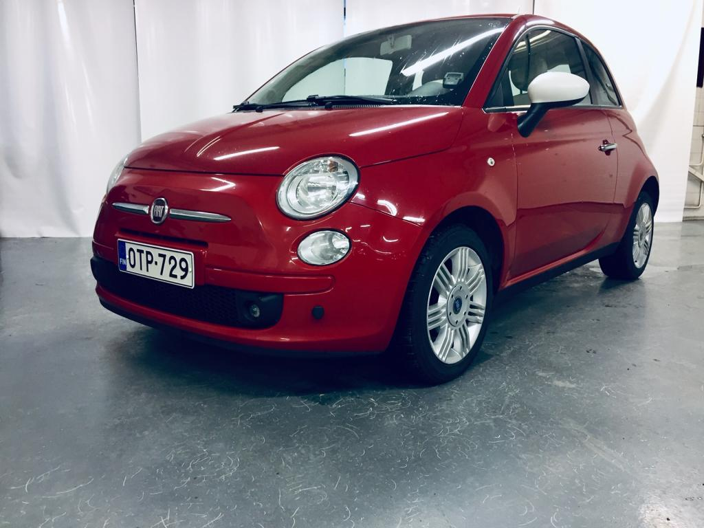 Fiat 500 Color Therapy 1.2 8v 69hv (MY13)