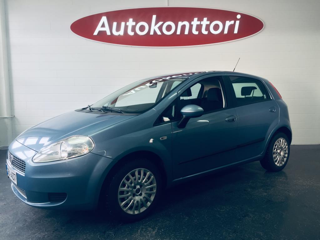 Fiat Grande Punto 1.4 77 Dynamic 5d