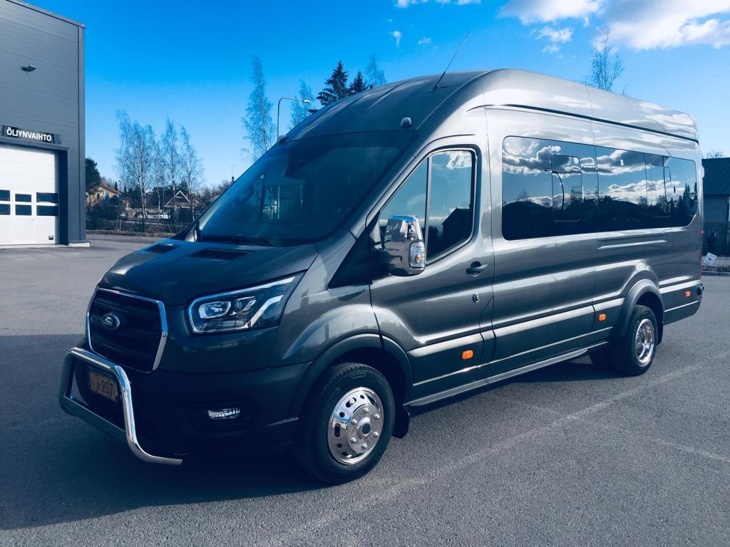 Ford Transit Transit 2.0 170hv 15+2+1