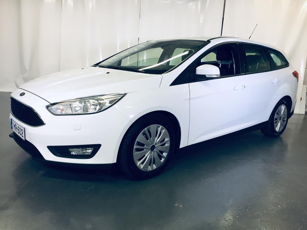 Ford Focus 1.5 TDCi 120 S/S Powershift Trend Wagon