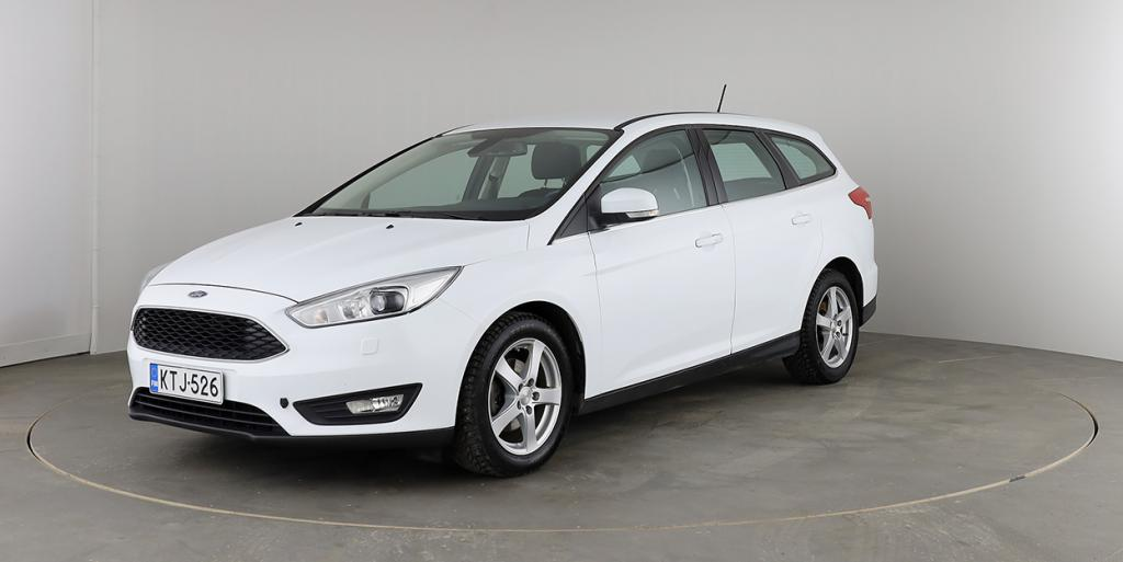 Ford Focus 1.0 EcoBoost 125 S/S A Edition Wagon