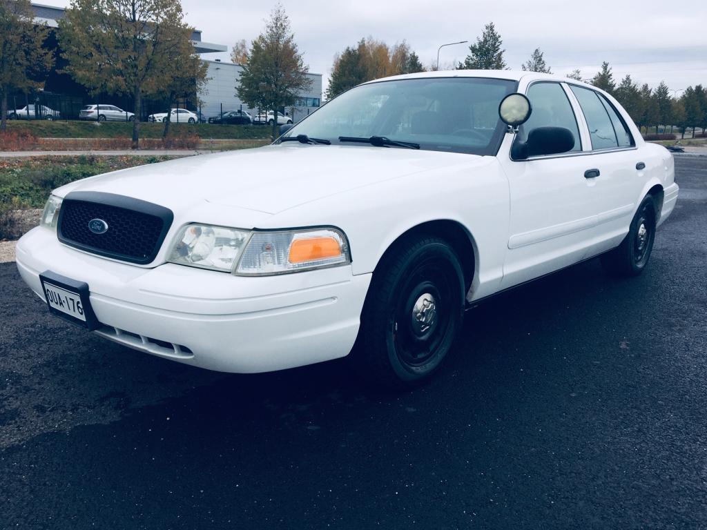 Ford Crown Victoria 4.6 V8 Police Interceptor P71