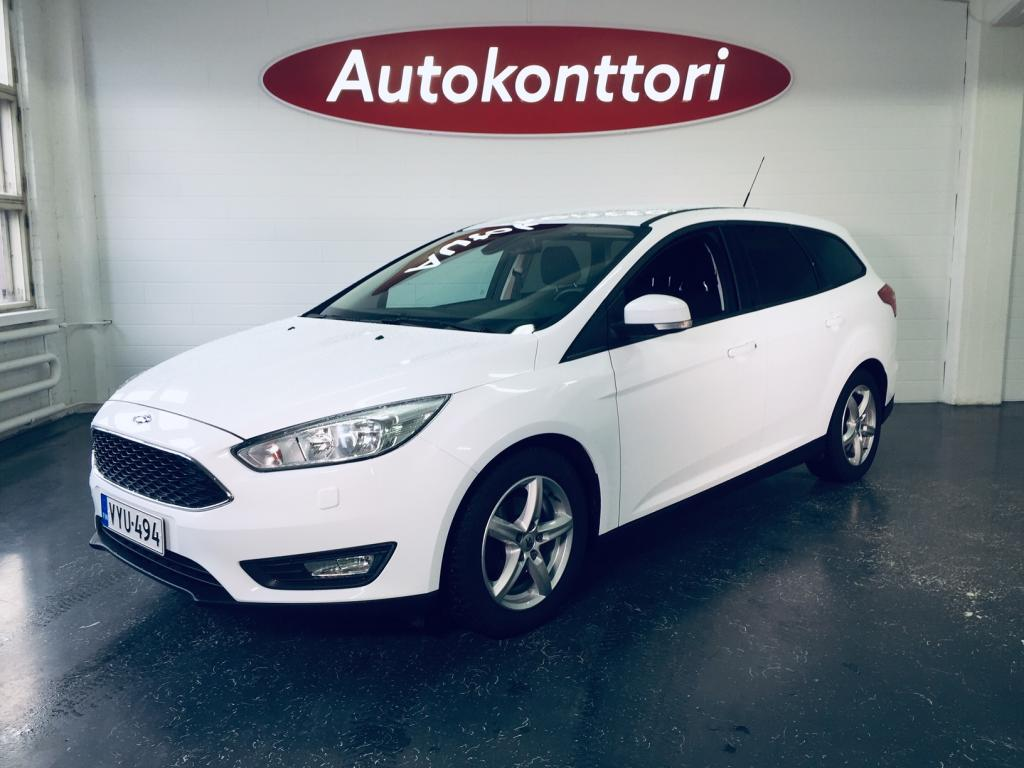 Ford Focus 1.5TDCi Business Wagon