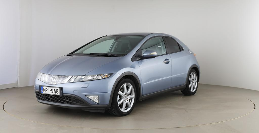 Honda Civic 1.8 Sport i-Shift 5d