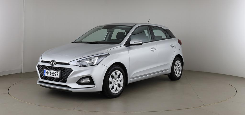 Hyundai I20 1.0 T-GDI 100hv 7-DCT Fresh