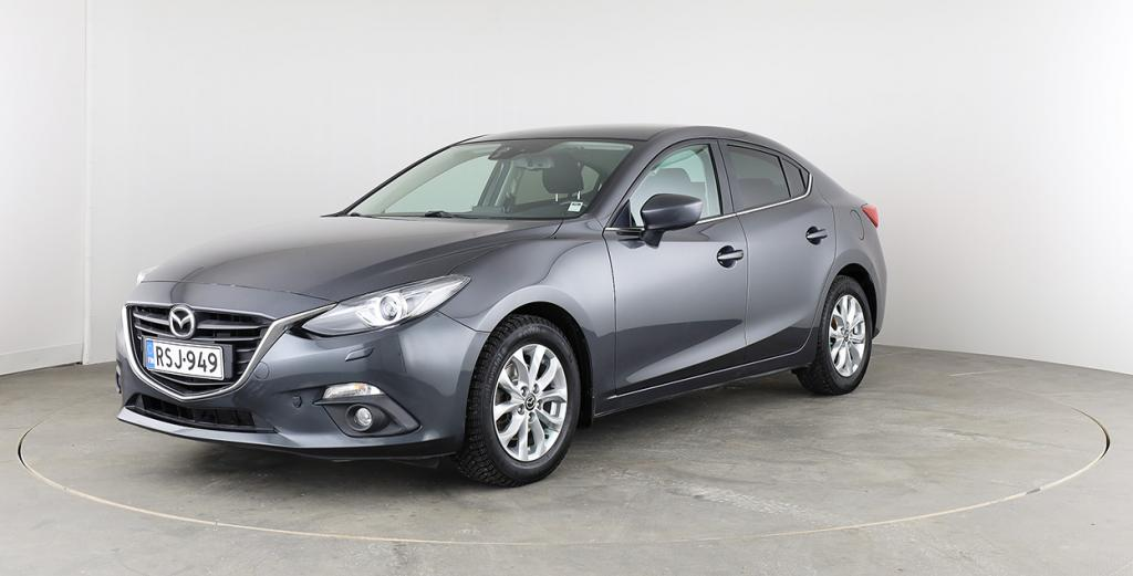 Mazda 3 Sedan 2.0 SKYACTIV-G Premium Plus (CO2)