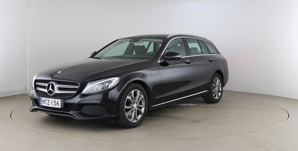 Mercedes-Benz C 180 d T A Premium Business