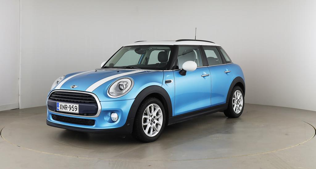 Mini Cooper D A Business