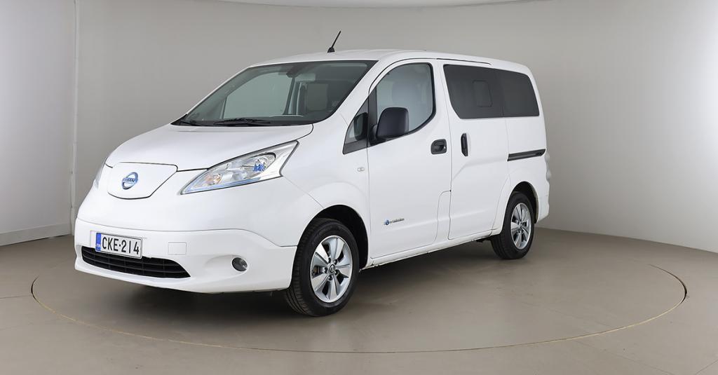 Nissan e-NV200 Combi Comfort+ DSD Connect 6.6kW