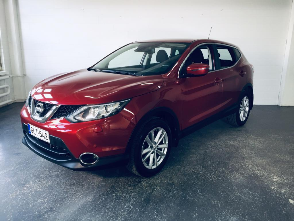 Nissan Qashqai DIG-T 115 Acenta 2WD Xtronic E6 Safety Pack Connect