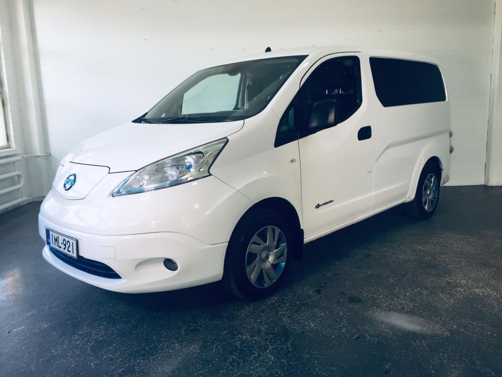 Nissan e-NV200 Van A Comfort Blind FD Blind SSD (MY15)
