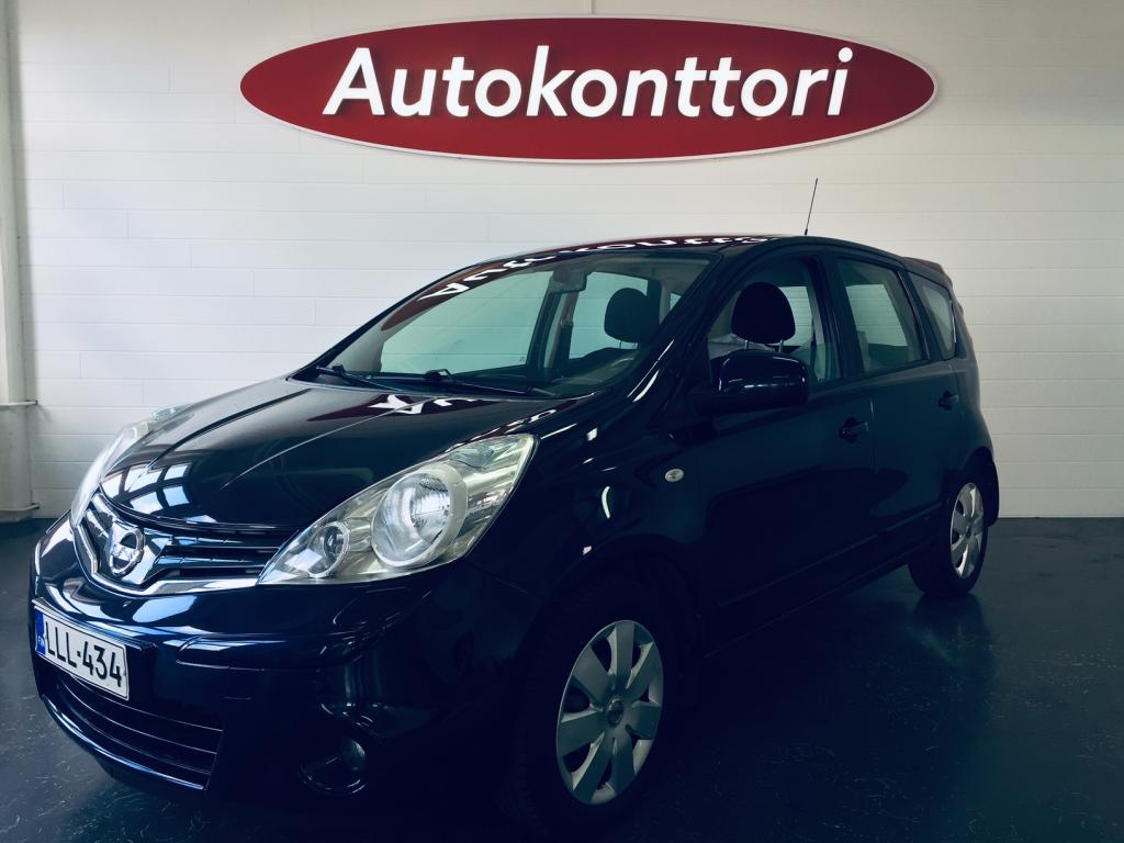 Nissan Note 1.6 Acenta Connect A