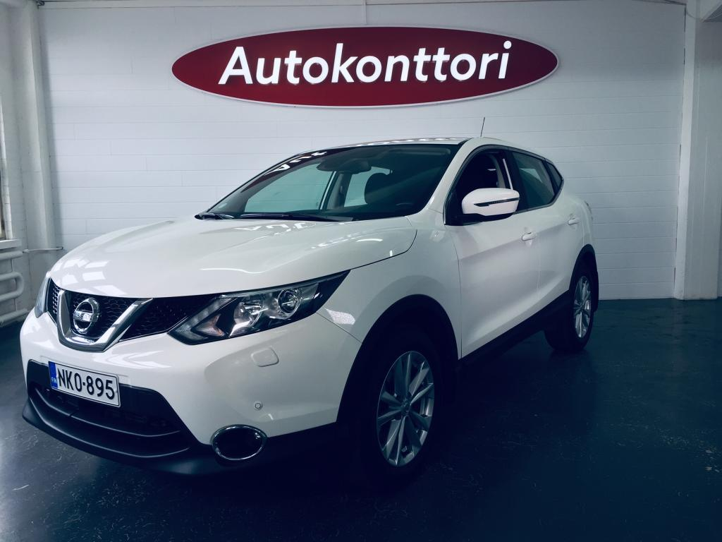Nissan Qashqai DIG-T 115 Acenta Xtronic Safety Pack