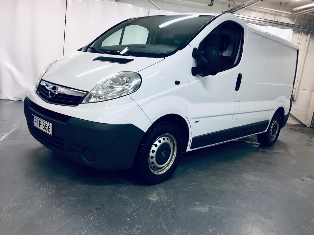 Opel Vivaro Van L1H1 2.0 CDTI 66kw