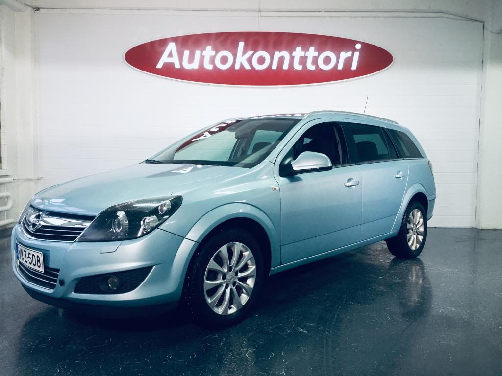 Opel Astra Wagon Ultimate 1.6 Twinport 85kW MT5