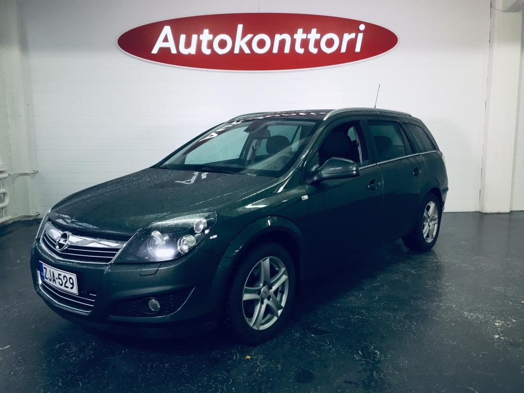 Opel Astra Wagon Ultimate 1.6 Twinport (MY10) 115hv