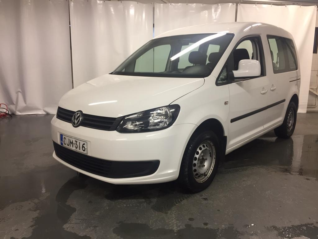 Volkswagen CADDY Trendline Family 1.6 TDI 75 BlueMotion