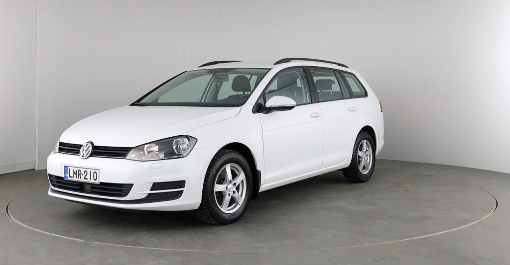 Volkswagen GOLF Variant Comfortline 1.6 TDI 81kW