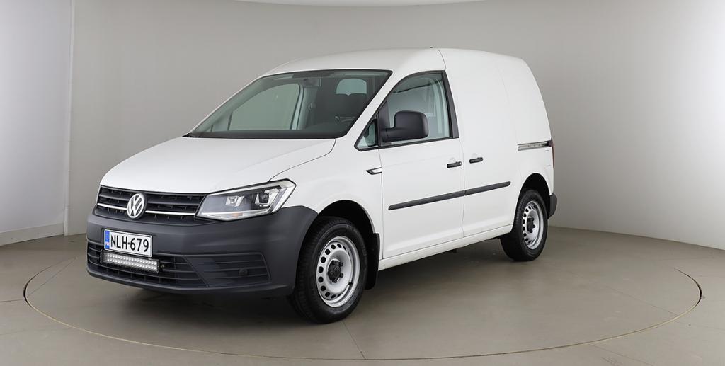 Volkswagen CADDY 2.0 TDI 75kW