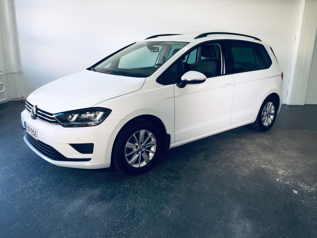 Volkswagen Golf Sportsvan Comfortline 1.4 TSI 92 kW BlueMotion Technology DSG