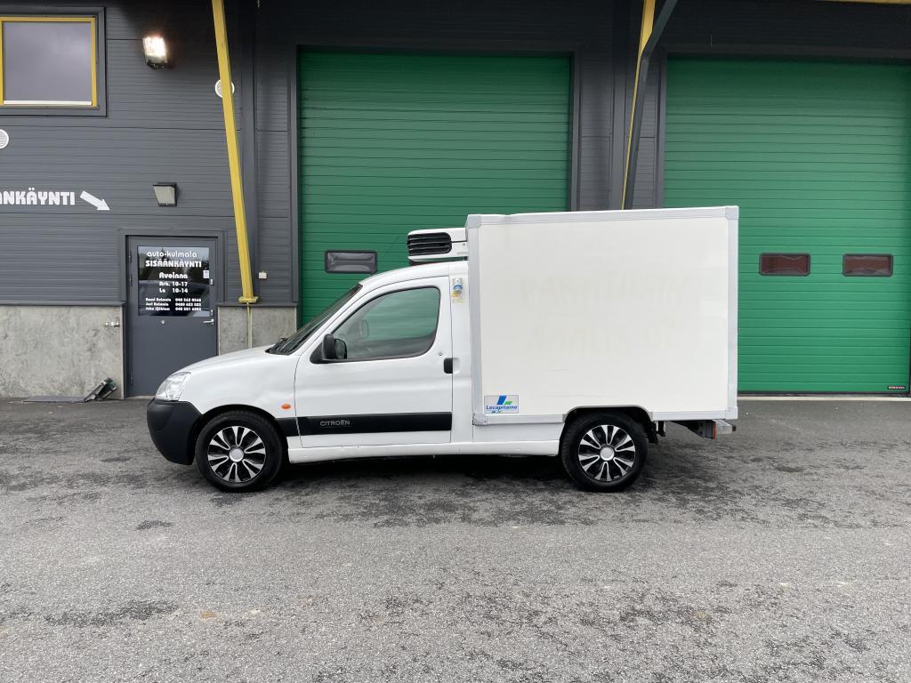 Citroen Berlingo 1.6HDi KYLMÄ-AUTO