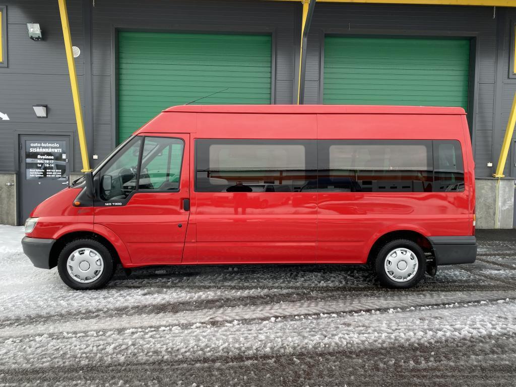 Ford Transit 2.0 TDCI 125 HV  8 HLÖ:N LECTICA TILA-AUTO