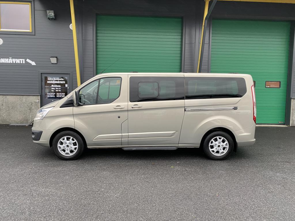 Ford Transit Custom 2.2TDCI9HLÖ:NLIMITEDTILA-AUTO