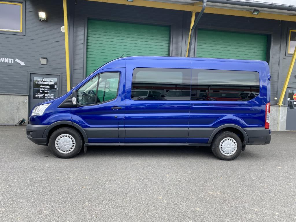 Ford Transit 2.2 TDCi 155 HV 9 HLÖ:N TILA-AUTO