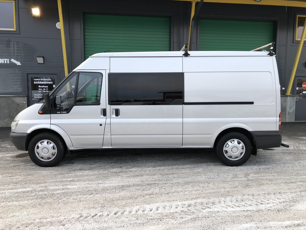 Ford Transit 2.4TDI2+4HLÖ:NKUORMA-AUTO